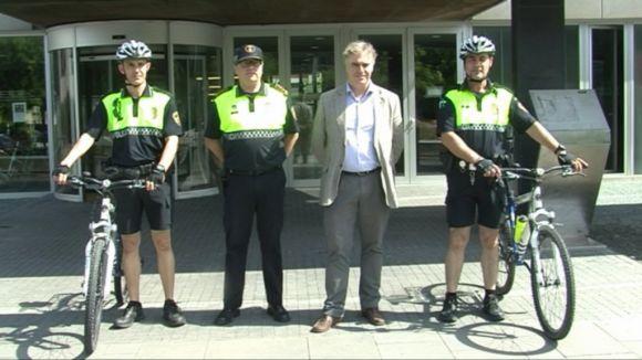 La Policia Verda torna a patrullar aquest cap de setmana