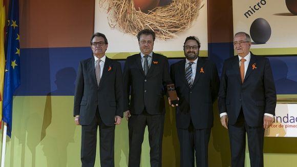 Meypar, Dormity.com i 'Via Empresa', premiades per Pimec