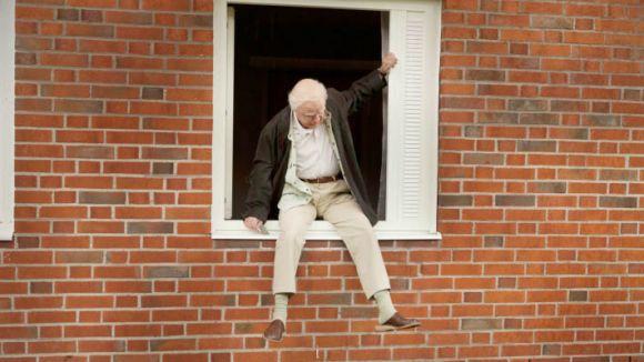 'L'avi de 100 anys que es va escapar per la finestra' única estrena de la setmana