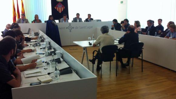 La tertúlia analitza la política local i nacional a Cugat.cat