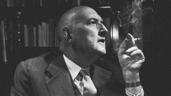 Josep Maria de Sagarra és el protagonista de les 'Lectures a la fresca' d'avui