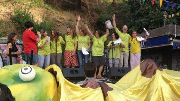 El pregó de l'AMPA de la Floresta alça la veu per un pla d'autoprotecció