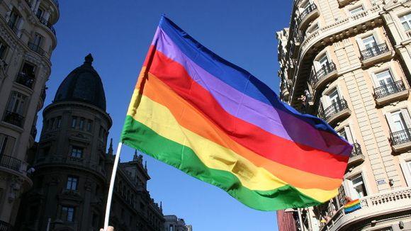 Sant Cugat, en contra de la discriminació del col·lectiu LGTB