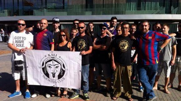 La fiscalia rebutja reobrir la seu del Club Kali