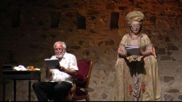 10a edició de Lectures a la Fresca: 1.500 espectadors