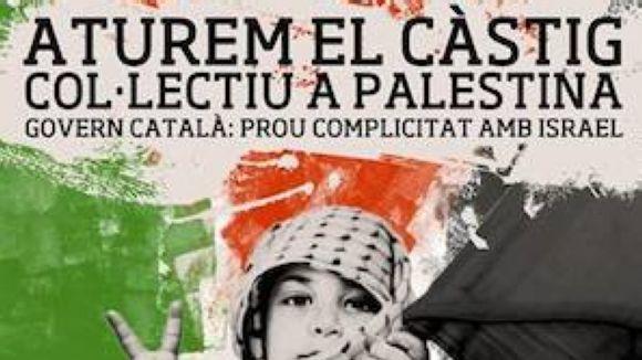 Procés Constituent denuncia els atacs israelians a Gaza
