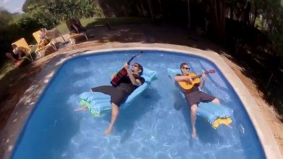 Ja es pot veure el videoclip que Estopa ha gravat a Valldoreix