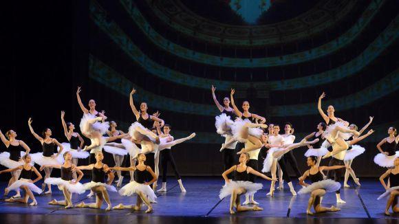 El Teatre-Auditori, l'escenari de la cloenda del curs de dansa IBStage
