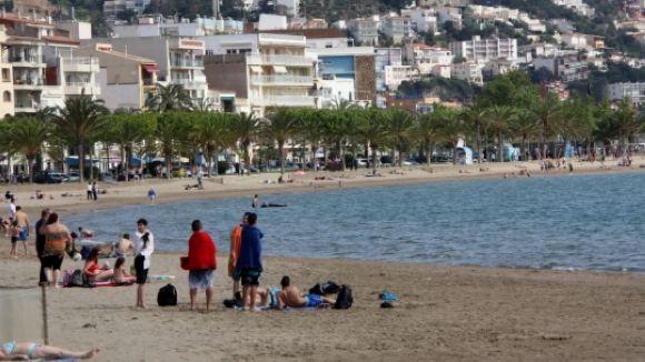 Les platges de la Costa Brava, les preferides dels santcugatencs que no marxen de vacances