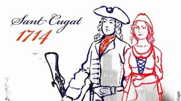 Sant Cugat viatjarà al 1714 per la fira de Patrimoni Viu