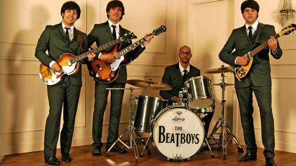 The Beatboys porta la música dels Beatles a Sant Cugat amb un concert a El Siglo
