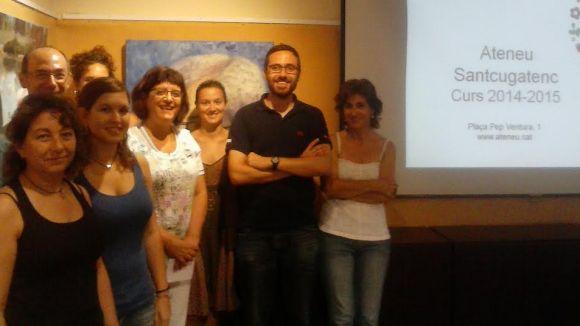 Nova oferta de l'Ateneu: cuina amb xefs, coaching i 150 propostes més