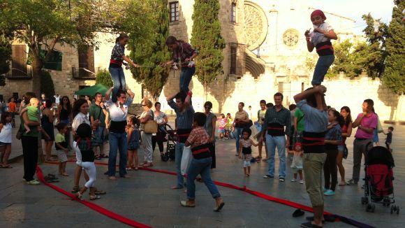 Els Gausacs engresquen els ciutadans per anar al concurs de Tarragona