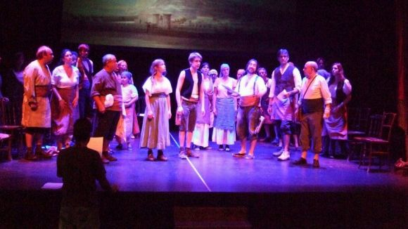 'Onze.Nou.CATorze' es representa aquest diumenge al Teatre-Auditori de Sant Cugat