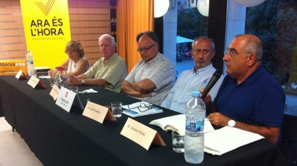 Figueres destaca la modernitat que va portar 'La Veu de Catalunya' al país