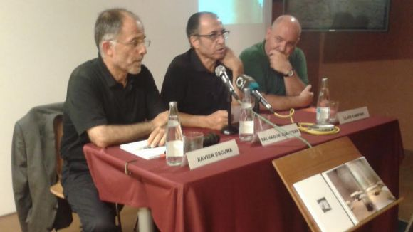 L'exposició 'Sculptoris Forma', Salvador Juanpere, ja té catàleg il·lustrat