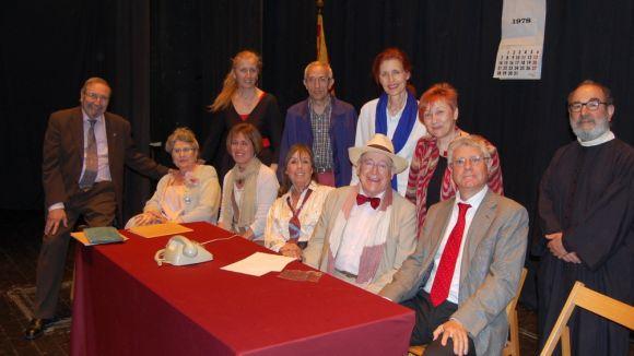 El Grup Teatre Espiral porta 'Taula rodona' a Cerdanyola