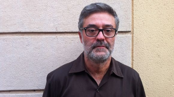 Carles Riera: 'El 9N és irrenunciable perquè és un mandat democràtic'