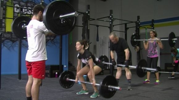 La disciplina 'crossfit' arriba a Sant Cugat amb el gimnàs CrossFit Lynx