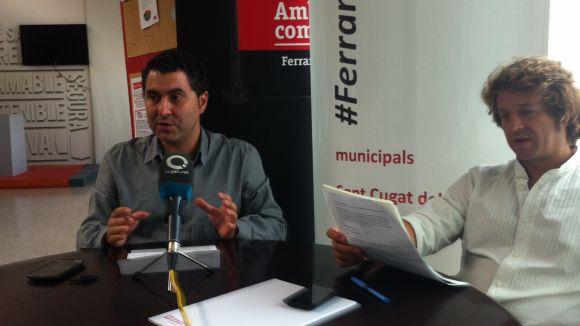 El PSC vol que Sant Cugat insti la Generalitat a mantenir el servei d'ambulàncies