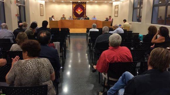 El PSC estudia presentar candidatura en solitari a l'EMD de Valldoreix