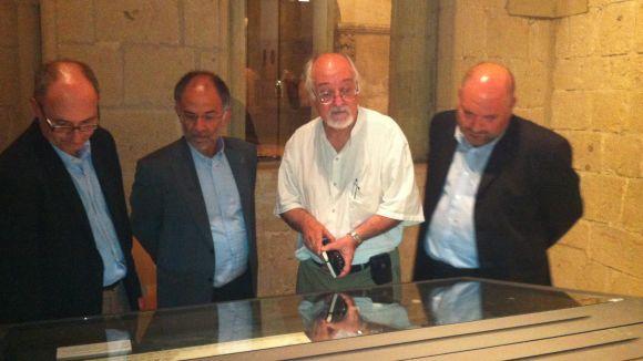 El Museu de Sant Cugat explica la Guerra de Successió a la ciutat