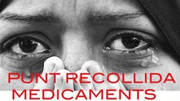 L'Ateneu acull fins avui la recollida de medicaments de 'Catalunya per Gaza'