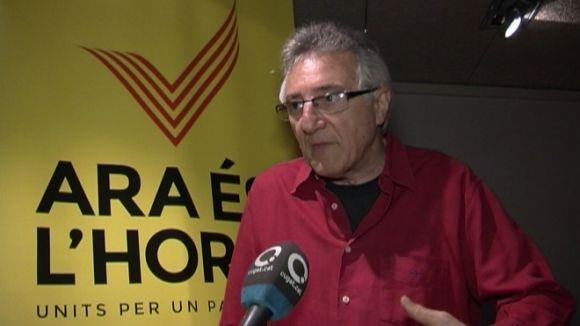 Víctor Alexandre 'desmunta el mite d'Espanya' amb el seu nou llibre