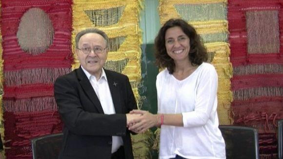 Càritas rep 69.000 euros de l'Ajuntament per als seus projectes solidaris