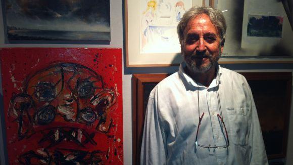 Josep Canals va inaugurar la galeria el 1973