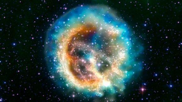 El fenòmen de les supernoves és un dels eixos de la xerrada / Foto: Annesastronomynews.com