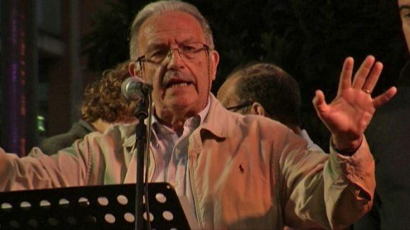 La Festa Major del barri del Monestir arrenca amb una lloança a la convivència