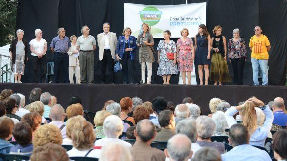 La Setmana de la Gent Gran s'acomiada amb un enaltiment de l'envelliment actiu