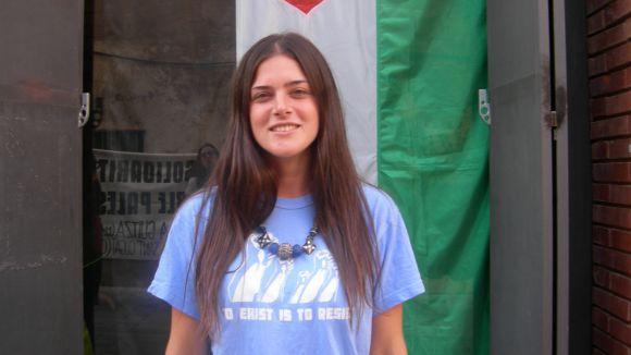Alys Samson: 'El govern hauria de replantejar-se la seva relació amb Israel'