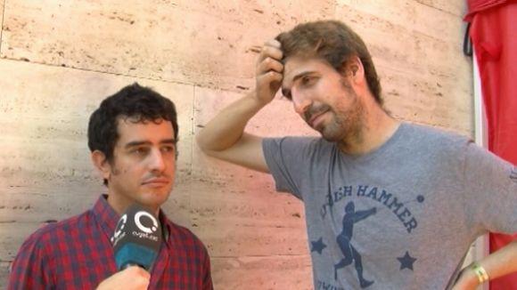Roger Padilla i Guillem Gisbert