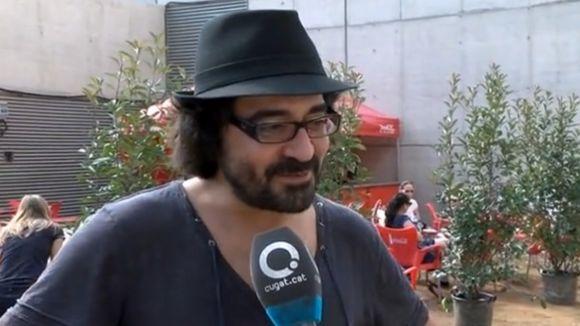 Dani Flaco: 'Els nens són molt exigents, però tenen molta marxa'