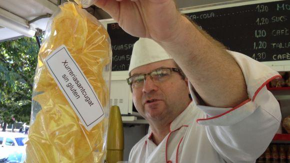 Primera xurreria artesanal de Catalunya en oferir productes sense gluten