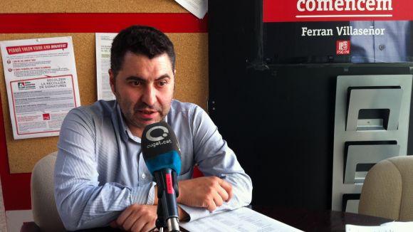 El PSC acusa l'equip de govern de limitar la participació als consells de barri
