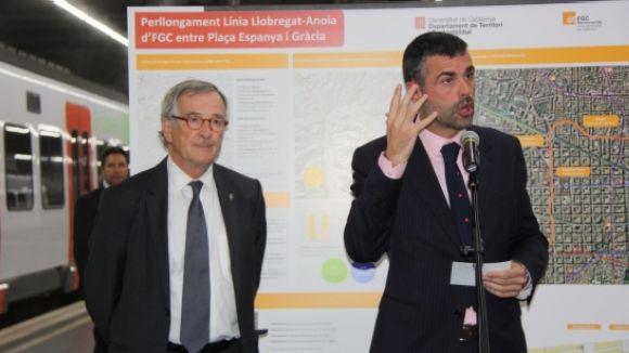 FGC connectarà les línies del Vallès i Llobregat-Anoia a partir del 2023