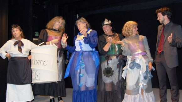 La 21a Mostra de Teatre Valldoreix s'acomiada amb Delibes