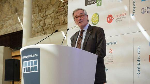 Crida de Trias als municipis metropolitans per liderar l'activitat econòmica