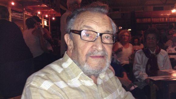 Mor el pintor i cineasta Joaquim Viñolas als 92 anys