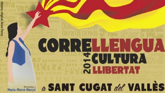 El Correllengua arriba a la 3a edició amb l'objectiu de potenciar l'ús social del català