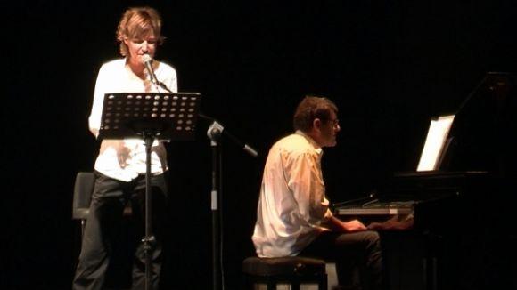 'Maleïts poetes' arriba al Teatre-Auditori en veu de Sílvia Bel