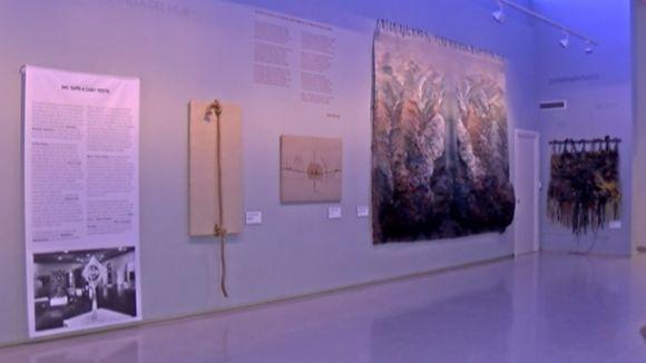La Casa Aymat, a la recerca de nous artistes que apostin per l'art del tapís