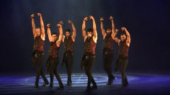 Los Vivancos desborden energia en el seu espectacle 'Aeternum Flamenco'
