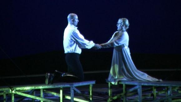 La tragèdia amorosa de l'òpera 'Lucia di Lammermoor' reviu al Teatre-Auditori