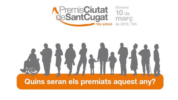 Els Premis Ciutat de Sant Cugat compten ja amb 10 candidatures finalistes