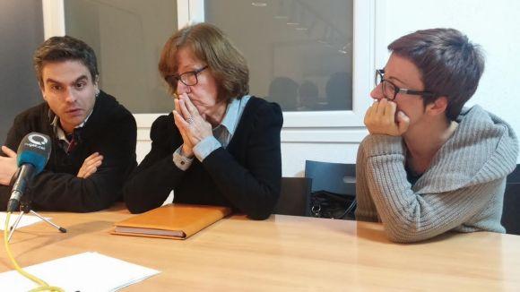 Roser Casamitjana optarà a l'alcaldia de Sant Cugat en nom d'ICV-EUiA