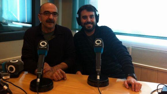 Joan Berlanga i Albert Flores interpreten de manera innovadora cançons de Lluís Lach